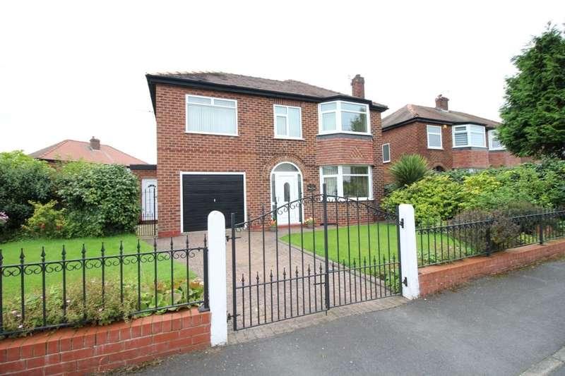 4 Bedrooms Detached House for sale in Oaklea Road, Sale, M33