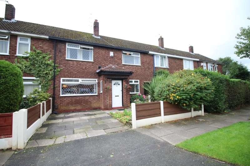 3 Bedrooms Terraced House for sale in Sandbach Road, Sale, M33