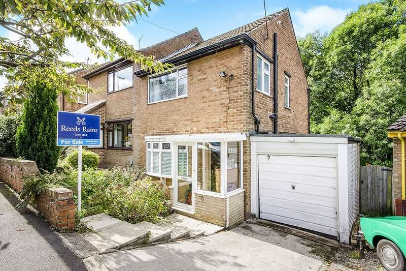 3 Bedrooms Semi Detached House for sale in Moor View Road, Sheffield, S8
