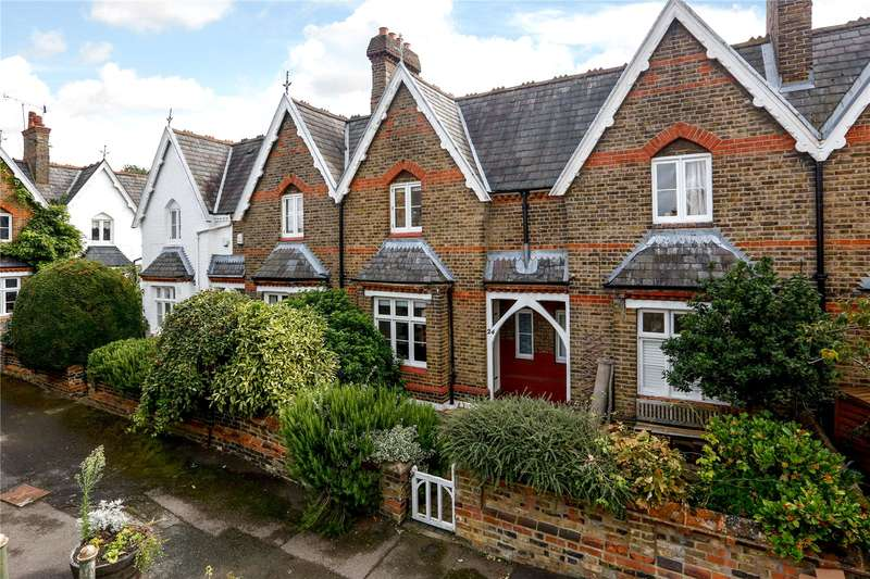 1 Bedroom Terraced House for sale in Belvedere Square, London, SW19