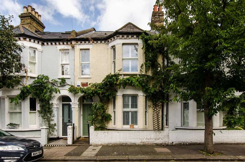 4 Bedrooms House for sale in Parma Crescent, Clapham Junction, SW11