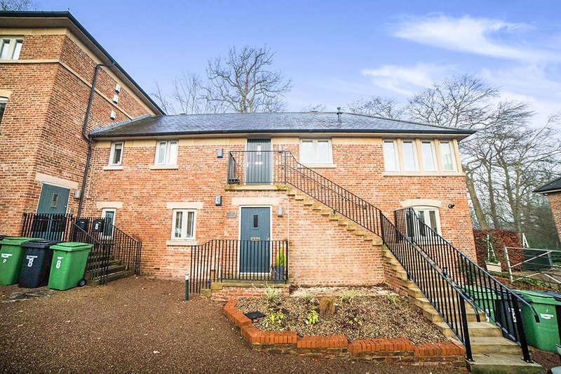 2 Bedrooms Flat for sale in Treetop West Court Hartford Hall Estate, Bedlington, NE22