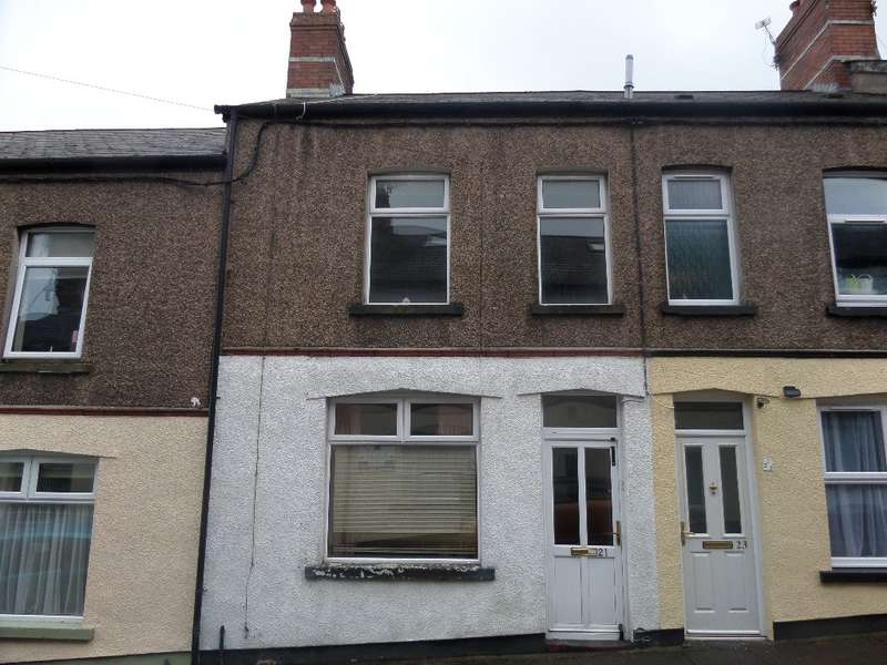 2 Bedrooms Terraced House for sale in Caradoc Street, Abersychan, Pontypool, NP4