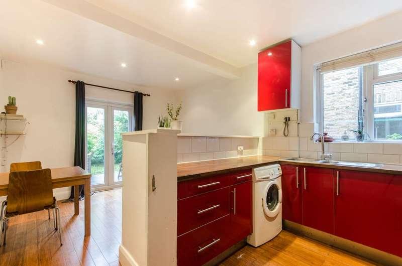 2 Bedrooms Flat for sale in Buckingham Road, Harlesden, NW10