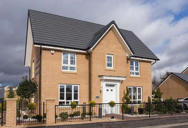 4 Bedrooms Detached House for sale in Wonderful 4 Bedroom Detached Home