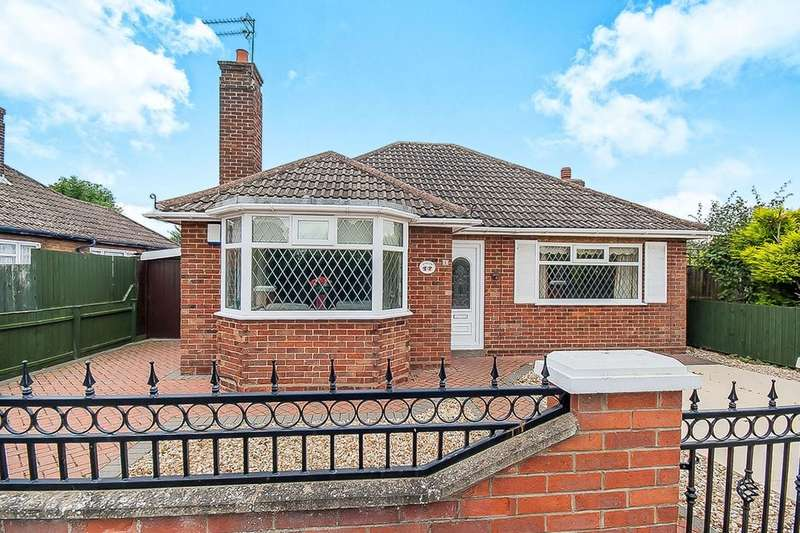 2 Bedrooms Detached Bungalow for sale in Stephen Crescent, Grimsby, DN34