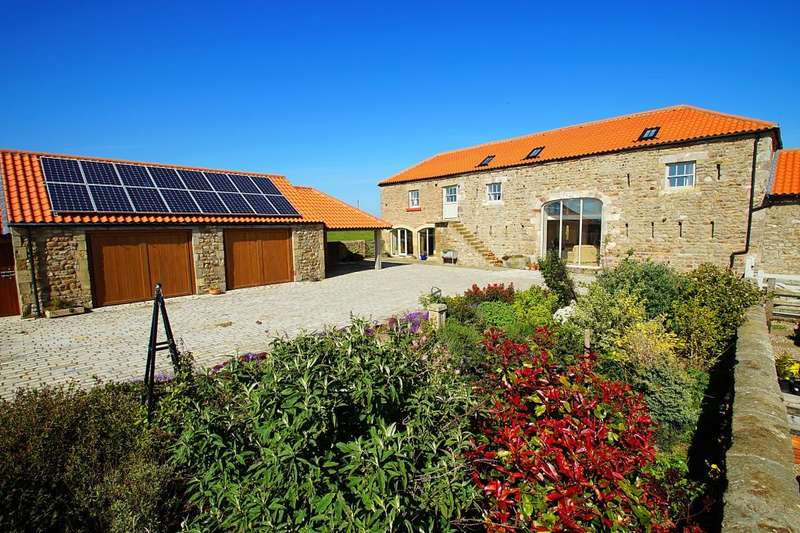 4 Bedrooms Barn Conversion Character Property for sale in Barn Yesterday, Patrick Brompton, Bedale, DL8 1JY