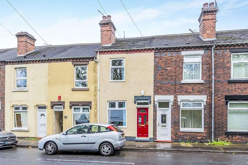 2 Bedrooms Terraced House for sale in Sneyd Street, Stoke-On-Trent, ST6
