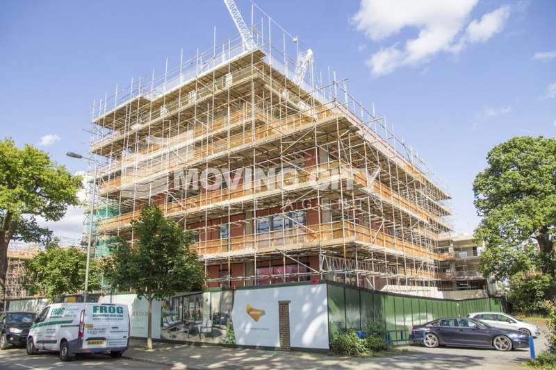 2 Bedrooms Flat for sale in Cambium, Victoria Drive, Southfields, SW19