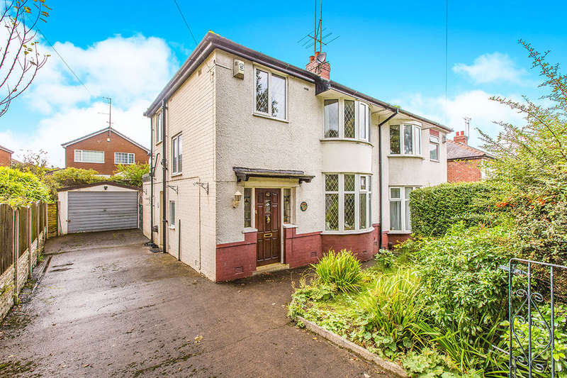 3 Bedrooms Semi Detached House for sale in Cromwell Road, Ribbleton, Preston, PR2