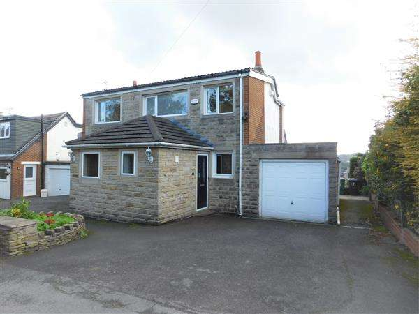 4 Bedrooms Detached House for sale in Laygarth Drive, Lascelles Hall, Huddersfield