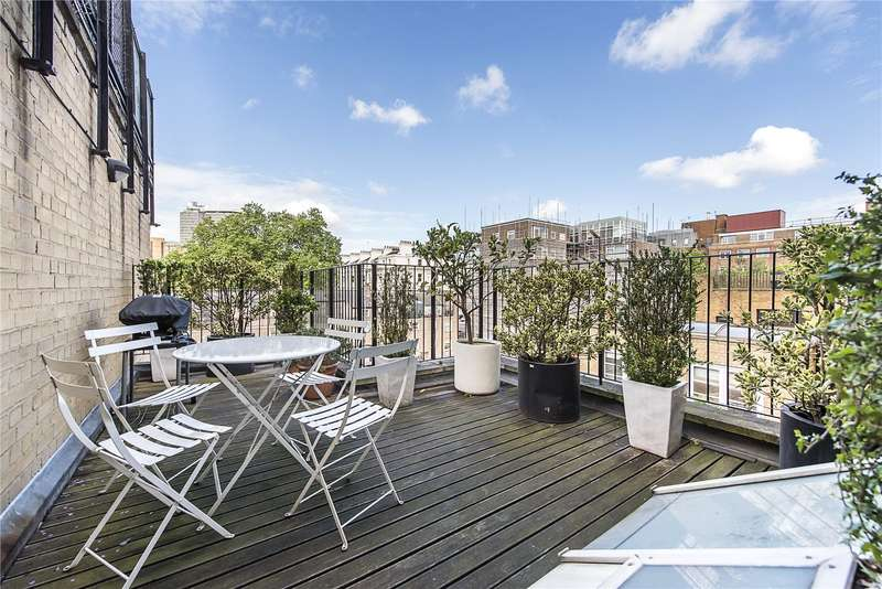 3 Bedrooms Flat for sale in Queen's Gate, London, SW7