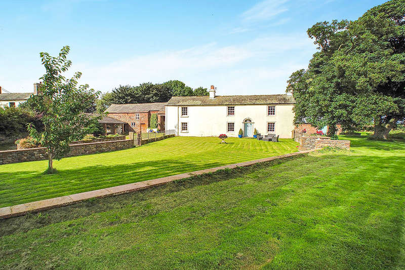 4 Bedrooms Detached House for sale in Seaville, Silloth, Wigton, CA7