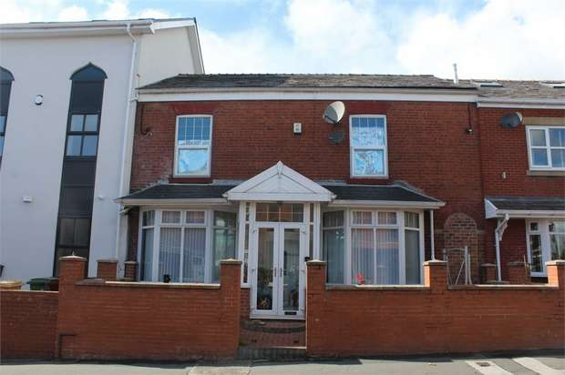 6 Bedrooms Terraced House for sale in Eskrick Street, Bolton, Lancashire