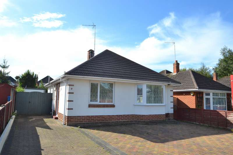 2 Bedrooms Detached Bungalow for sale in Creekmoor