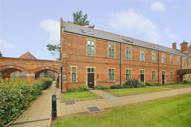 3 Bedrooms End Of Terrace House for sale in Devonshire House, Bushey, Hertfordshire