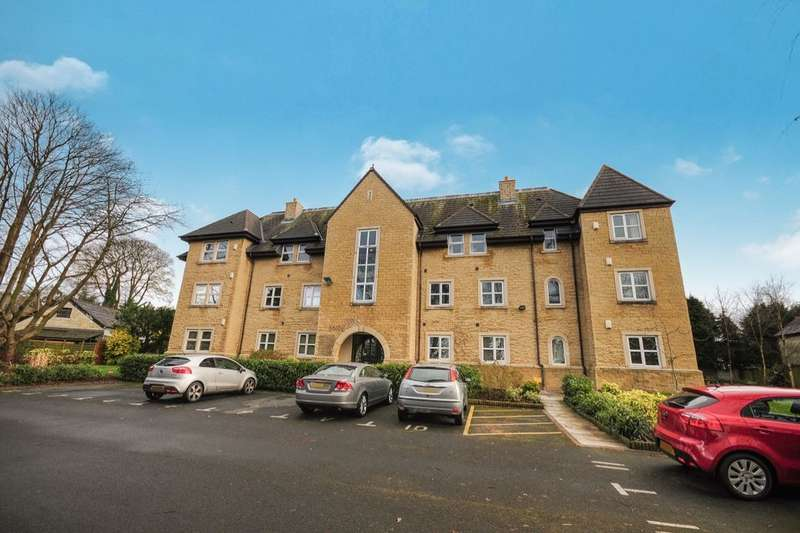 2 Bedrooms Flat for sale in Colne Road, Burnley, BB10