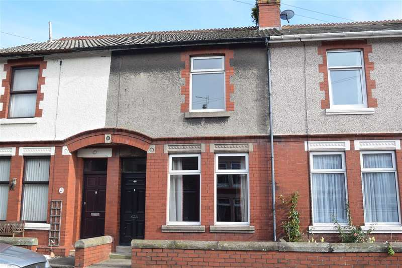3 Bedrooms Terraced House for sale in Moorclose Road, Harrington, Workington