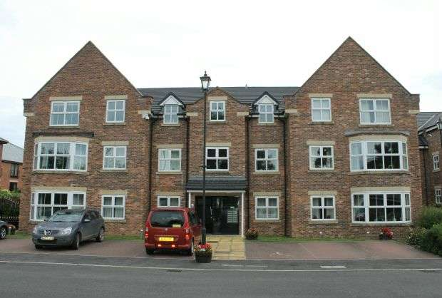 2 Bedrooms Flat for sale in West End Manors, Middlesbrough Road, Guisborough