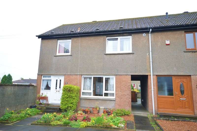 3 Bedrooms Property for sale in Thistle Street, COWDENBEATH, KY4