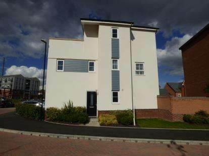 3 Bedrooms Detached House for sale in The Moorings, Coventry, West Midlands