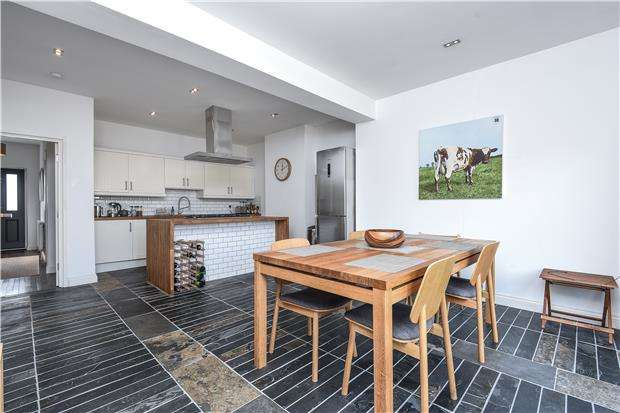 4 Bedrooms End Of Terrace House for sale in Meadfoot Road, LONDON, SW16