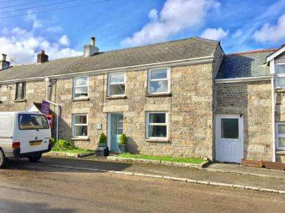 3 Bedrooms Terraced House for sale in Foundry, Stithians, Truro