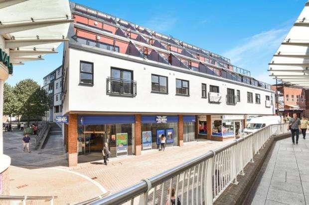 2 Bedrooms Flat for sale in Wote Street, Basingstoke