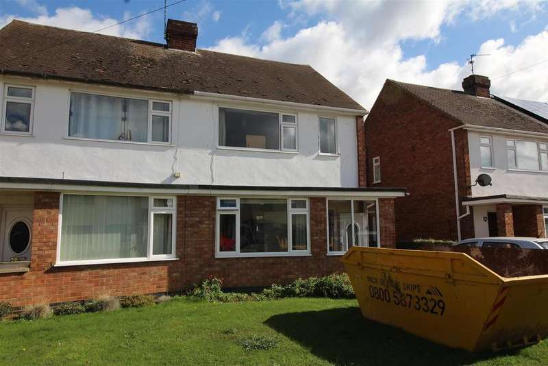 2 Bedrooms Semi Detached House for sale in Castle Drive, Northborough, Peterborough
