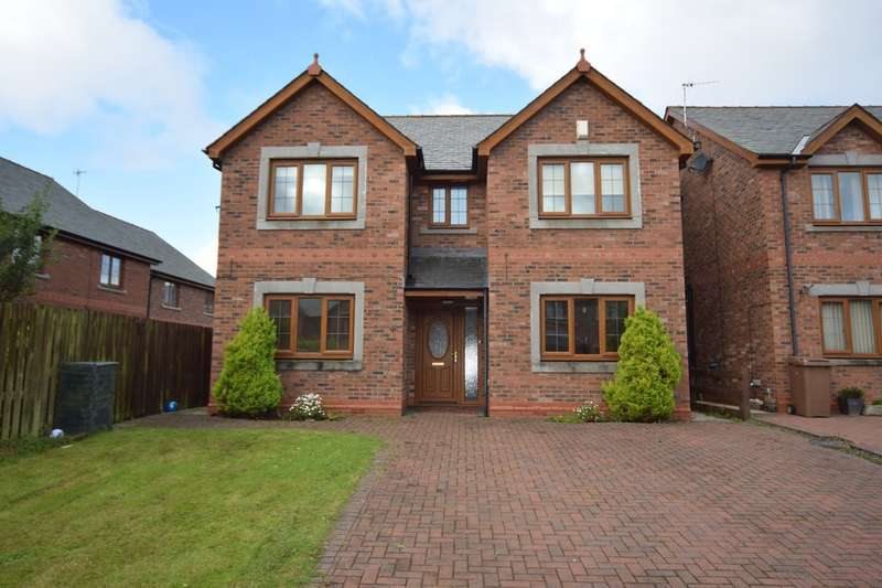 4 Bedrooms Detached House for sale in Chapel Field, Walney, Cumbria, LA14 3RQ