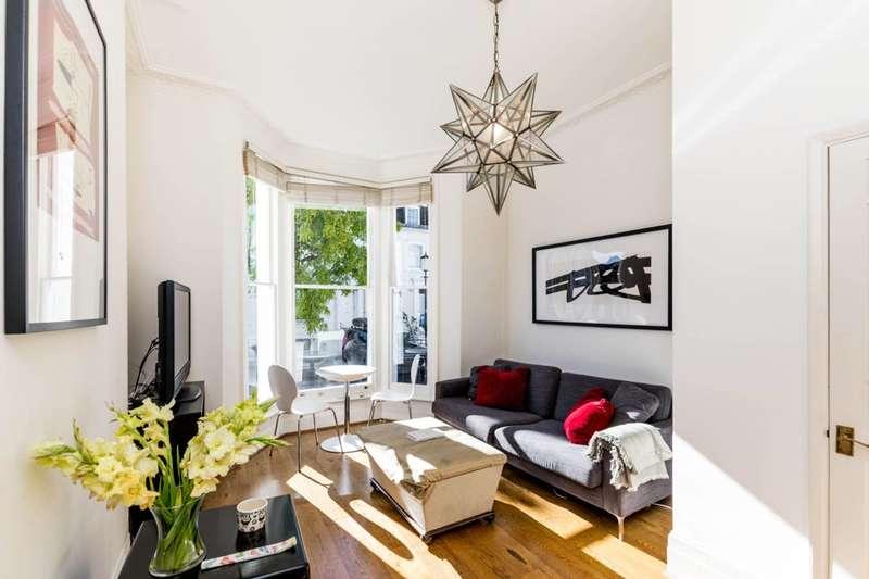 1 Bedroom Flat for sale in Earls Court Gardens, Earls Court, SW5