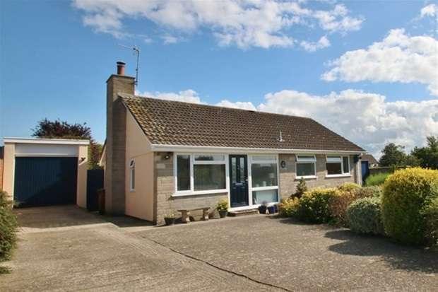 2 Bedrooms Detached Bungalow for sale in Coxs Drive, Baltonsborough, Glastonbury
