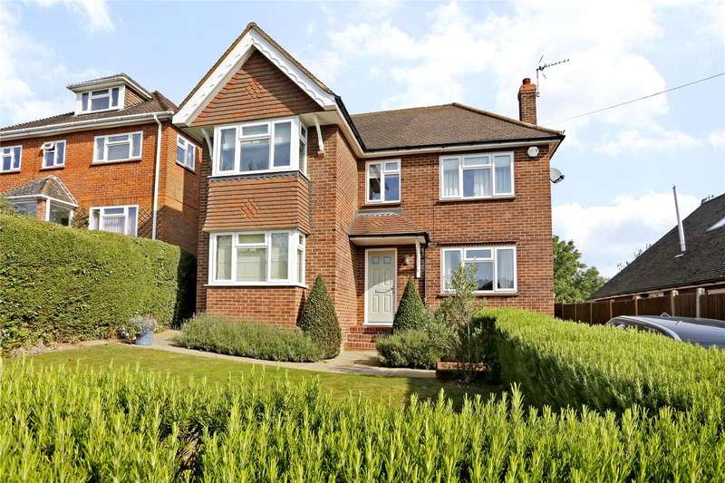 4 Bedrooms Detached House for sale in Chiltern Road, Marlow, Buckinghamshire, SL7