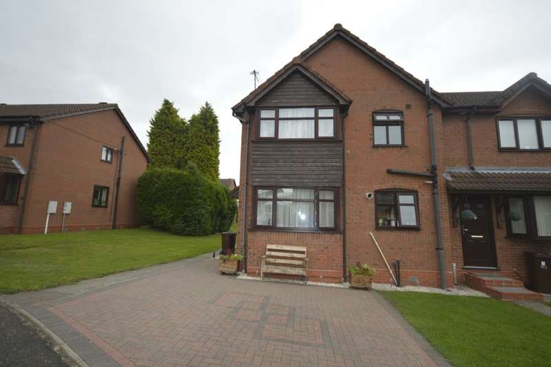 2 Bedrooms Property for sale in Carshalton Grove, Wolverhampton, WV2