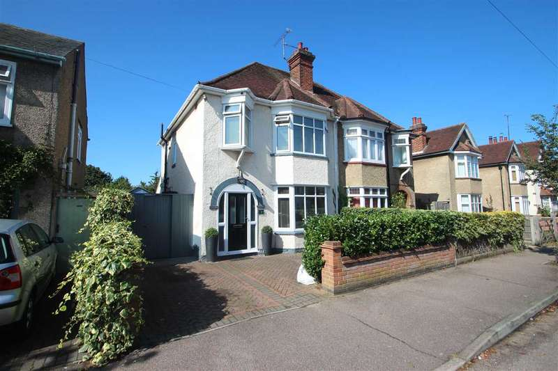 3 Bedrooms Semi Detached House for sale in St. Helena Road, Colchester