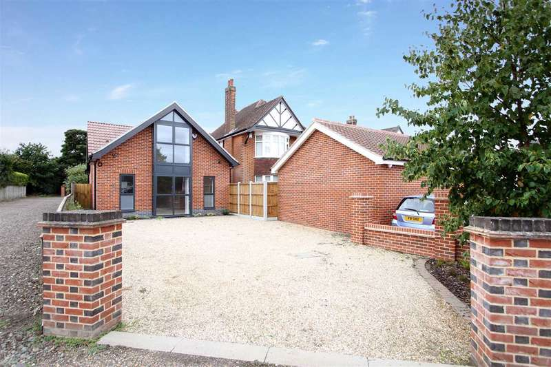 2 Bedrooms Bungalow for sale in Bucklesham Road, Ipswich