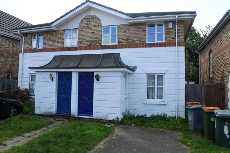 3 Bedrooms House for sale in Tynemouth Close, Beckton