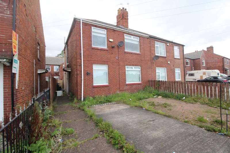 4 Bedrooms Semi Detached House for sale in Irthing Avenue, Newcastle Upon Tyne, NE6