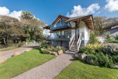3 Bedrooms Detached House for sale in Tregenna Castle, St Ives