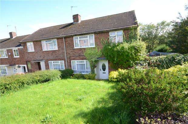 3 Bedrooms End Of Terrace House for sale in Wensley Road, Reading, Berkshire