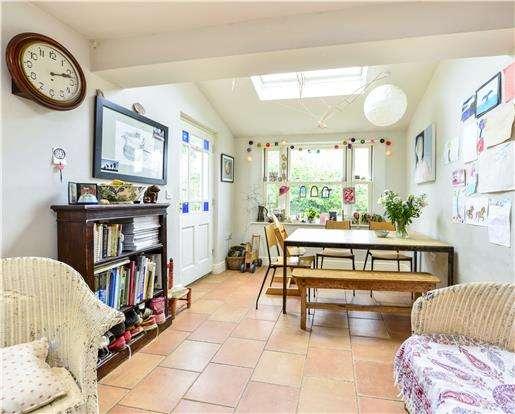 4 Bedrooms Terraced House for sale in Queenwood Avenue, BATH, Somerset, BA1 6EU