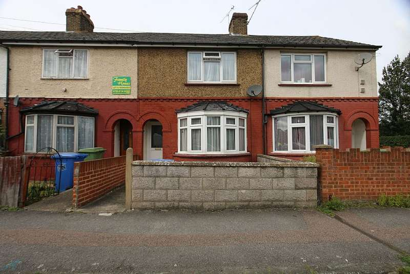 2 Bedrooms Terraced House for sale in West Lane, Sittingbourne, Kent, ME10 3AA