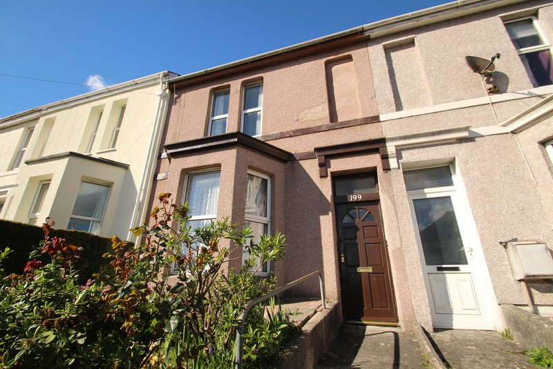 2 Bedrooms Terraced House for sale in Laira, Plymouth