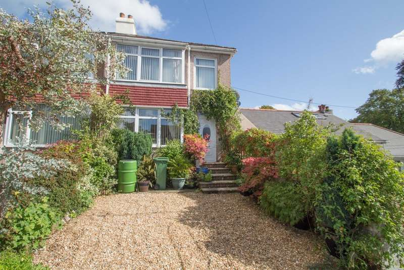 3 Bedrooms Semi Detached House for sale in Crownhill, Plymouth