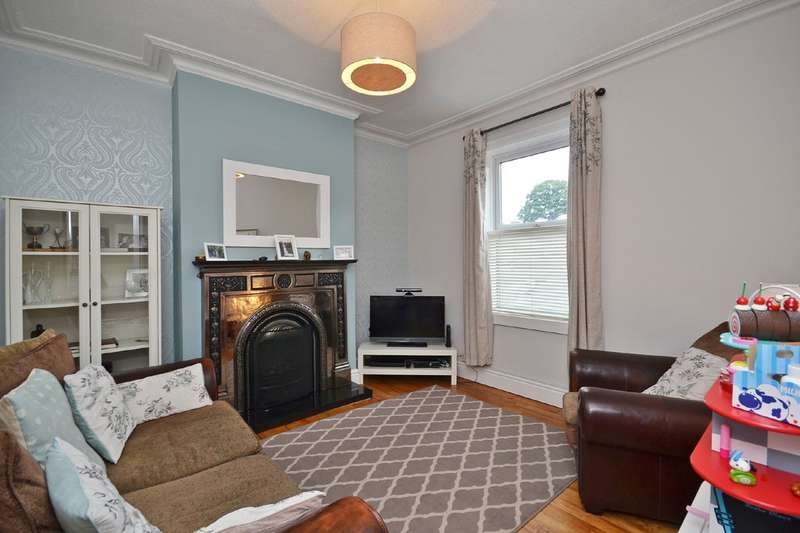 3 Bedrooms Terraced House for sale in Acute Terrace, Wakefield