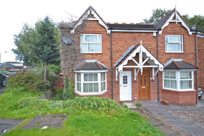 3 Bedrooms Semi Detached House for sale in Sheridan Street, Outwood, Wakefield