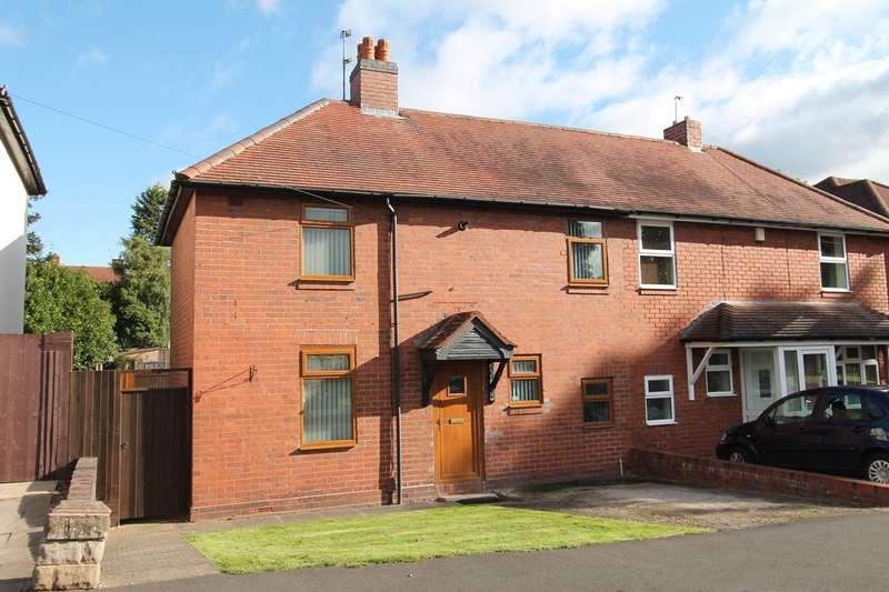3 Bedrooms Semi Detached House for sale in Lyttelton Road, Stourbridge, DY8