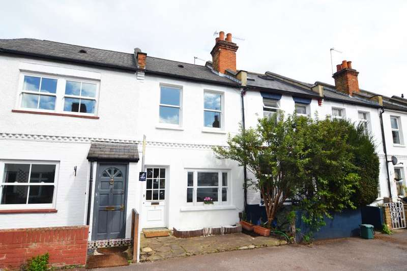 2 Bedrooms Terraced House for sale in Walpole Place, Teddington, TW11