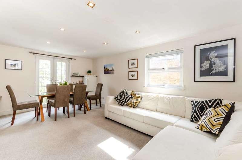 2 Bedrooms Flat for sale in Wandsworth Bridge Road, Fulham, SW6