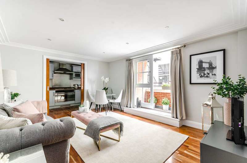 1 Bedroom Flat for sale in Maiden Lane, Covent Garden, WC2R
